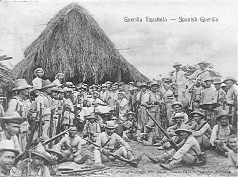 spanish soldiers